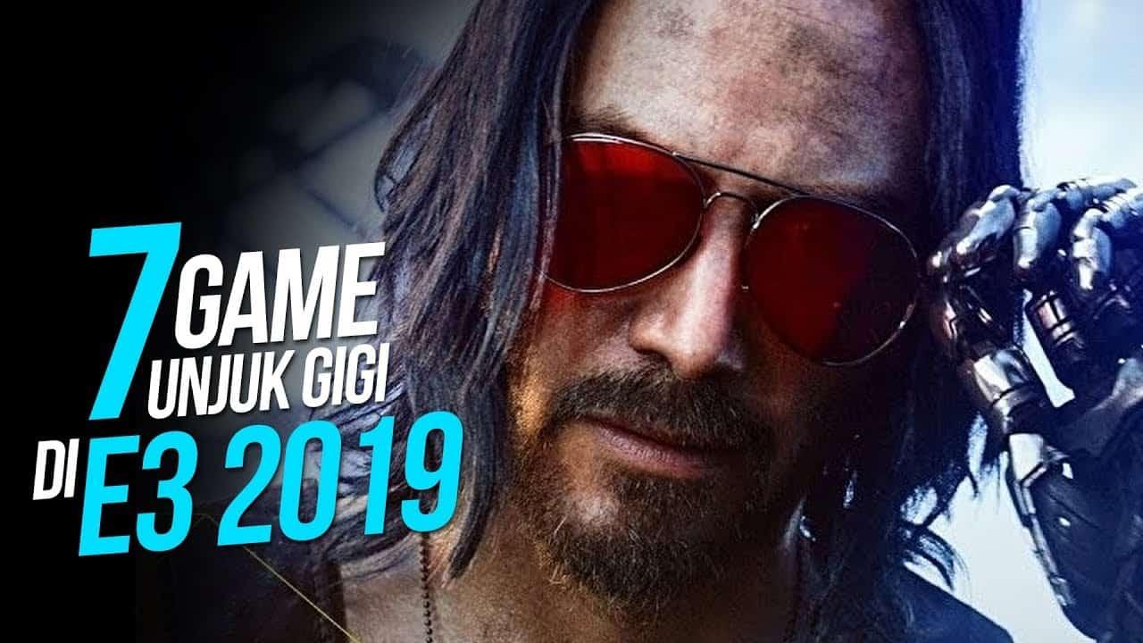 Ada John Wick, Inilah 7 Game yang Unjuk Gigi di E3 2019