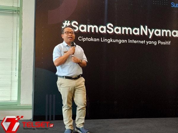 Dulu <i></noscript>Nge</i>-Blokir, Kominfo Kini Malah Ikutan Main TikTok