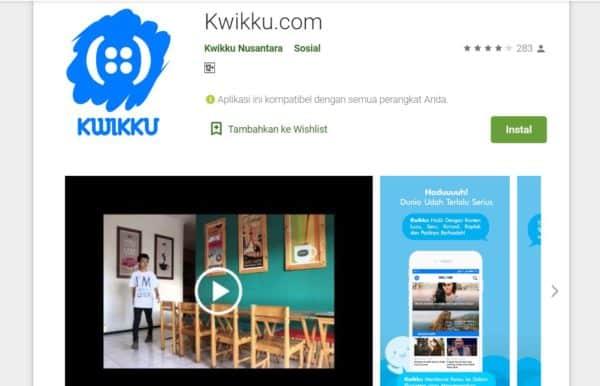 Aplikasi Media Sosial Asli Indonesia 2
