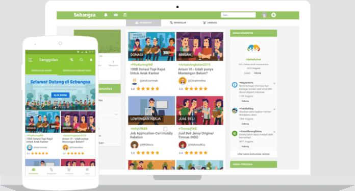 Aplikasi Media Sosial Asli Indonesia
