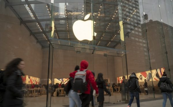 Cegah Corona, Apple Store Periksa Suhu Tubuh Setiap Pengujung