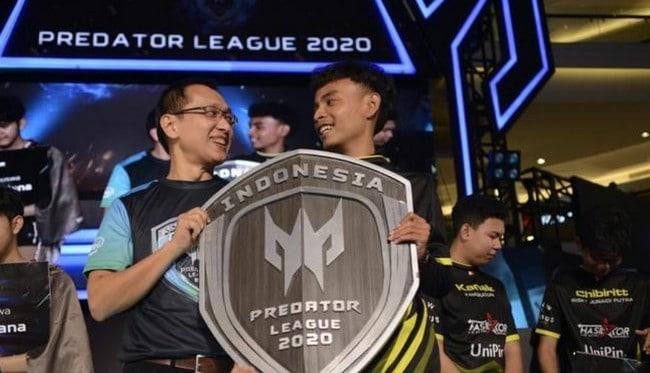 Turnamen Predator League 2020