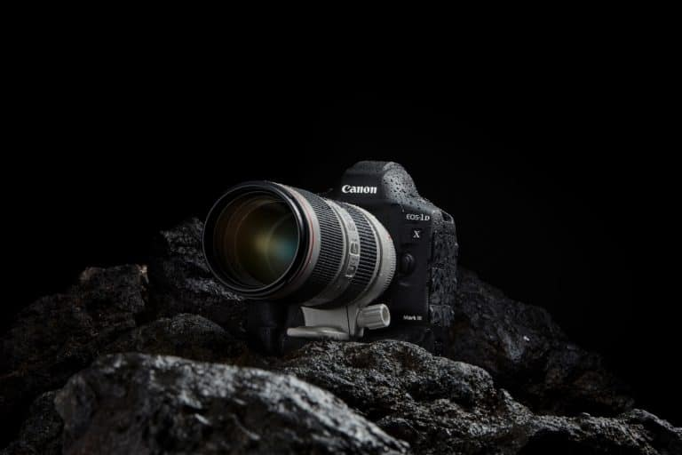 Canon Rilis EOS 1D X Mark III, Harga Rp 110 Juta!
