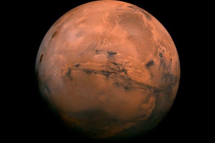 Gempa di Mars