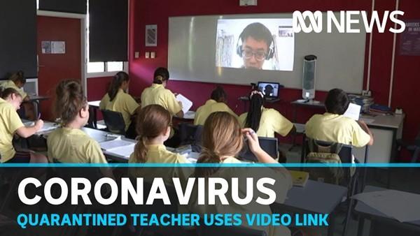 Mengajar via Video Call
