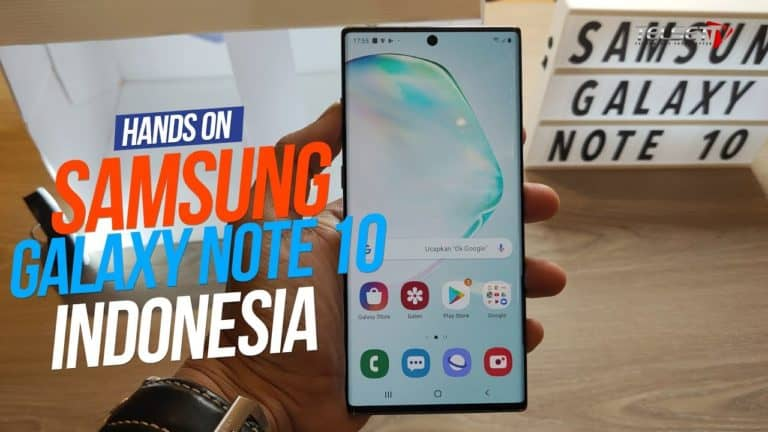 Hands-on Samsung Galaxy Note 10: First Impression