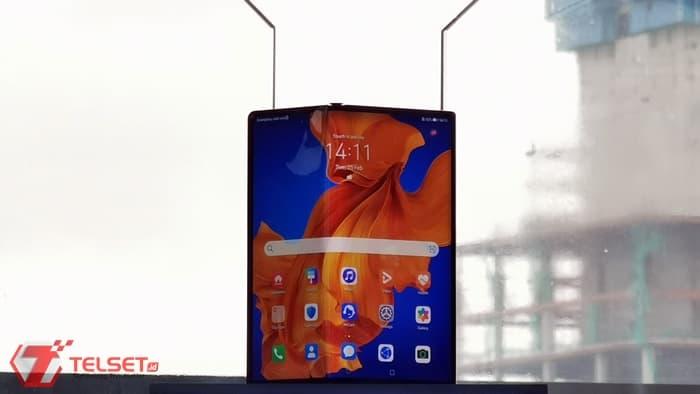 Huawei Mate Xs Bakal Dijual di Indonesia Sebentar Lagi