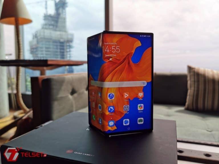 Smartphone Lipat Terbaru Huawei Bernama Mate V?