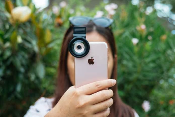 iPhone 8 tenggelam