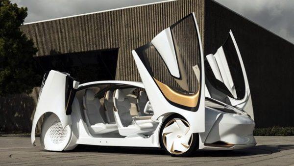 Mobil Teknologi Canggih