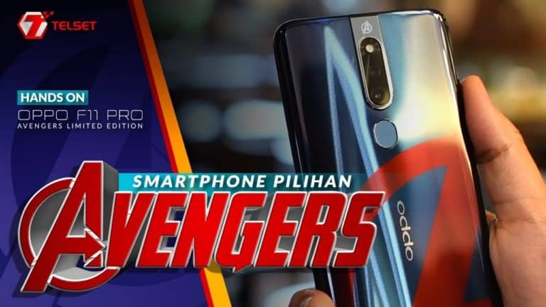OPPO F11 PRO AVENGERS LIMITED EDITION : Unboxing + Hands on