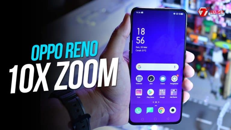OPPO Reno 10X Zoom Hands On Indonesia