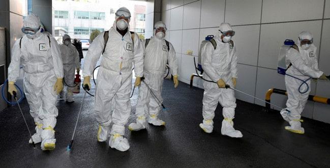 Seorang Wanita Tularkan Virus Corona pada 37 Orang