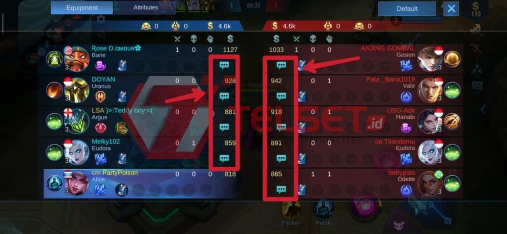 pemain toxic mobile legends