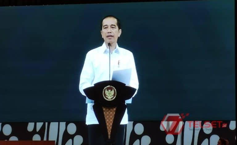 Jokowi Dukung Microsoft Bangun Data Center di Indonesia