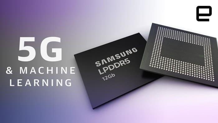 Tren HP Terbaru di 2020: RAM LPDDR5 Berkapasitas Besar