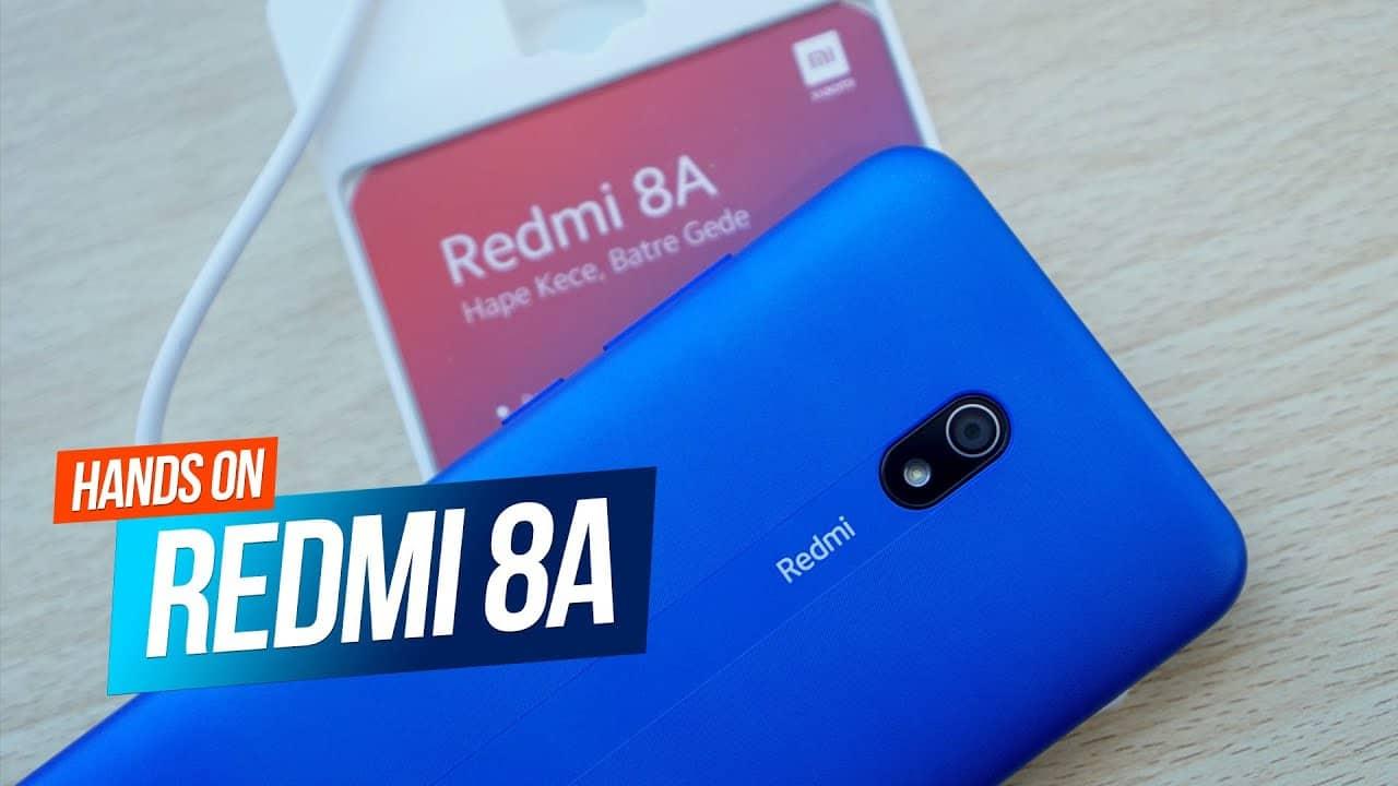 REDMI 8A HANDS ON | Murah Tapi Gak Murahan