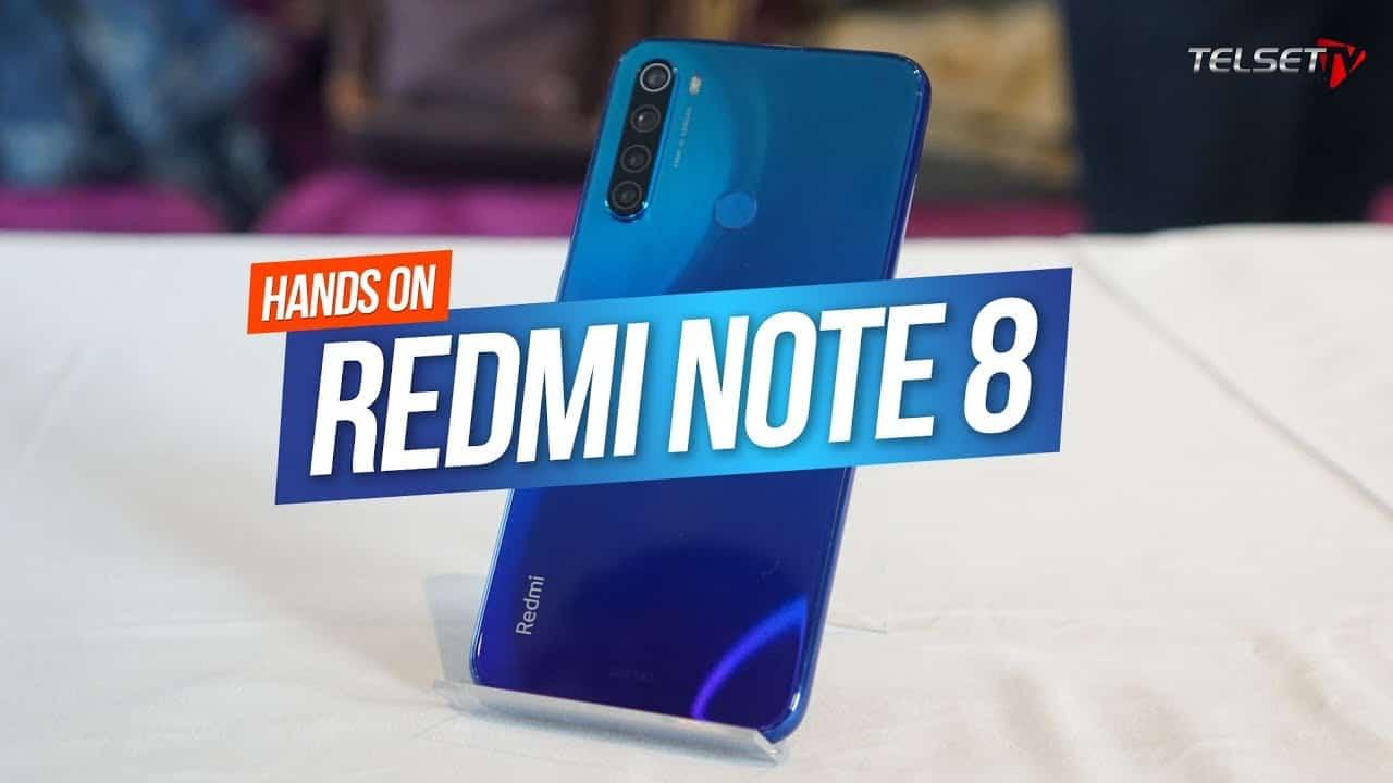 REDMI NOTE 8 Hands On | Versi Resmi Indonesia