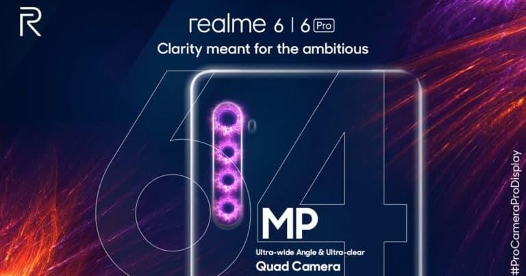 Mau Diluncurkan, Ini Bocoran Spek dan Benchmark dari Duo Realme 6