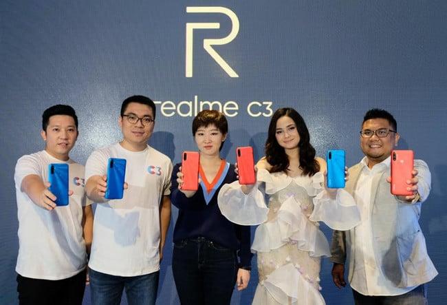 Realme C3 Resmi Masuk Indonesia, Dibanderol Rp 1,7 Juta