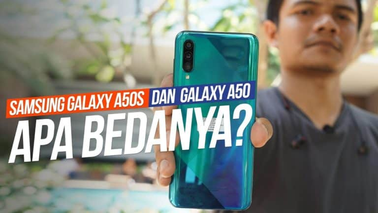 Samsung Galaxy A50S dan Galaxy A50: Apa Bedanya?