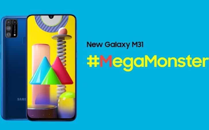 Samsung Galaxy M31 Dirilis, Bawa Kamera Berkualitas Lebih Baik