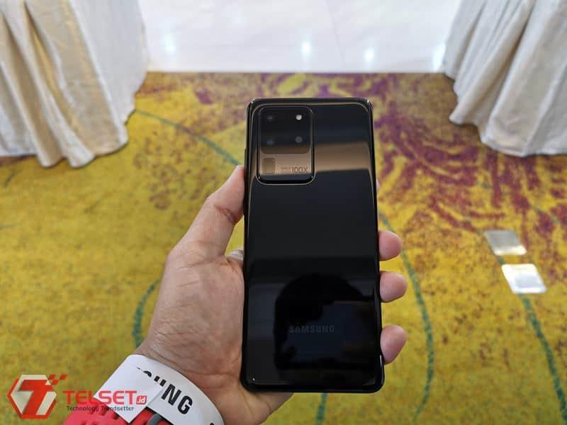 Hands-on Samsung Galaxy S20 Ultra