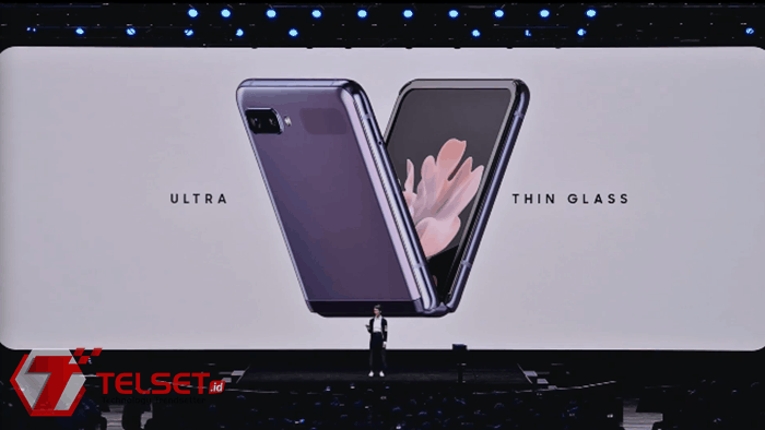 Teknologi Terkini di Balik Desain Unik Samsung Galaxy Z Flip