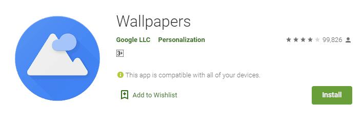 aplikasi wallpaper untuk handphone