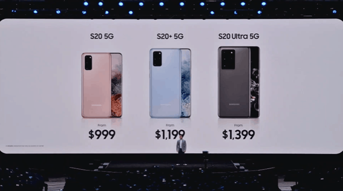 Mulai Pre-order, Segini Harga Trio Samsung Galaxy S20 di Indonesia
