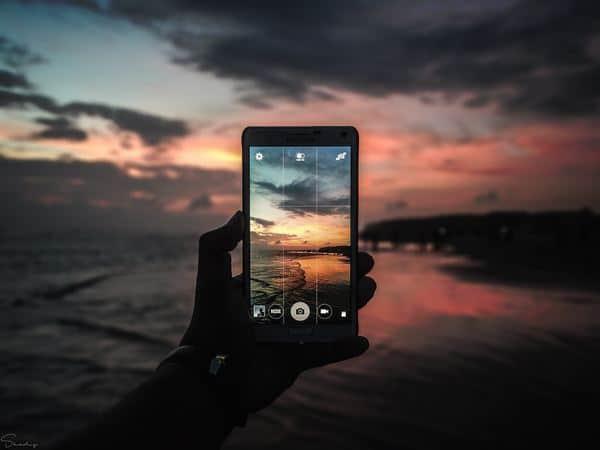 Aktifkan HDR Smartphone