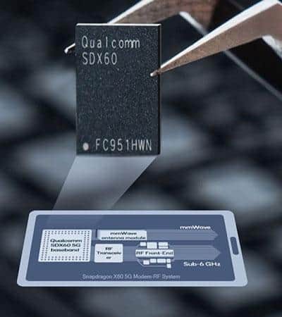 Snapdragon X60