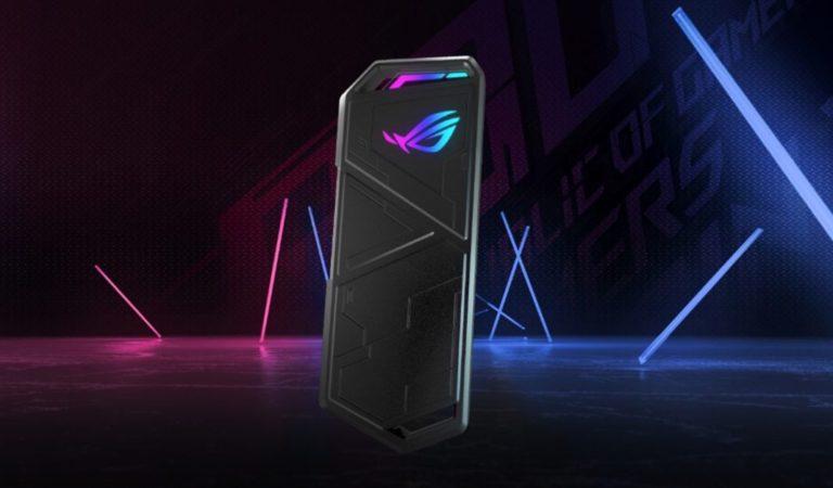 Asus Rilis Enclosure SSD M.2 Berkecepatan Tinggi, ROG Strix Arion