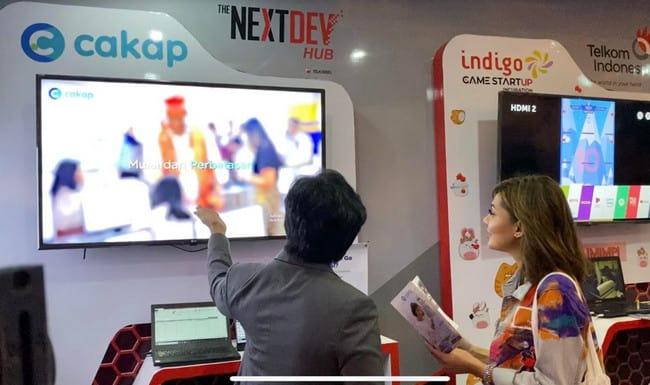 Telkomsel Pamer The NextDev Hub dan DCM di Ajang IBAM