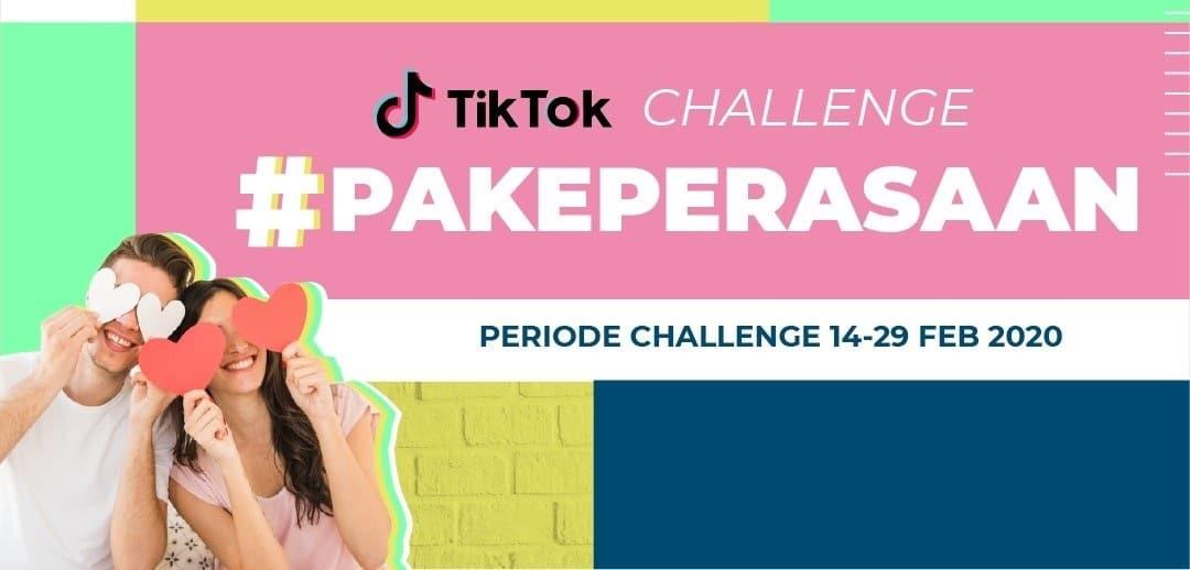 Challenge TikTok #PakePerasaan