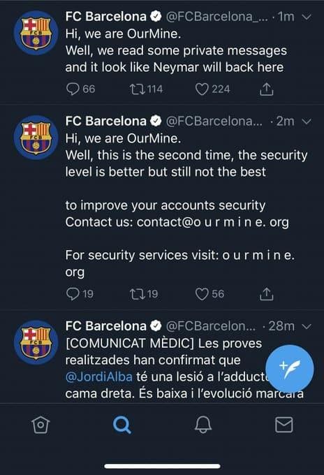 Twitter Barcelona diretas