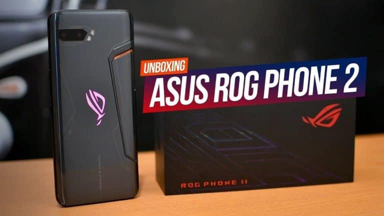 ASUS ROG PHONE 2 UNBOXING: Rajanya Ponsel Gaming?