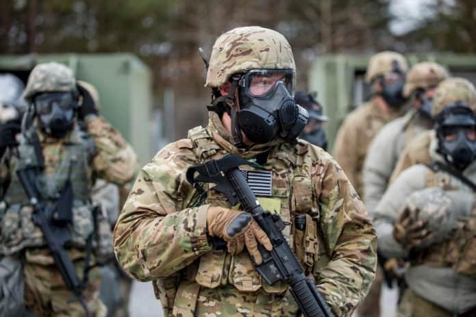 Seragam Angkatan Darat AS