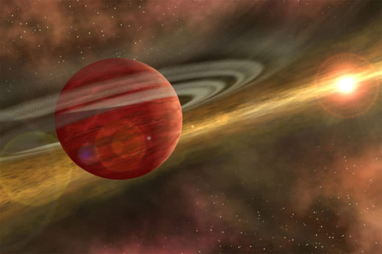 "Ilmuwan Temukan ""Planet Bayi"" Paling Dekat dengan Bumi"