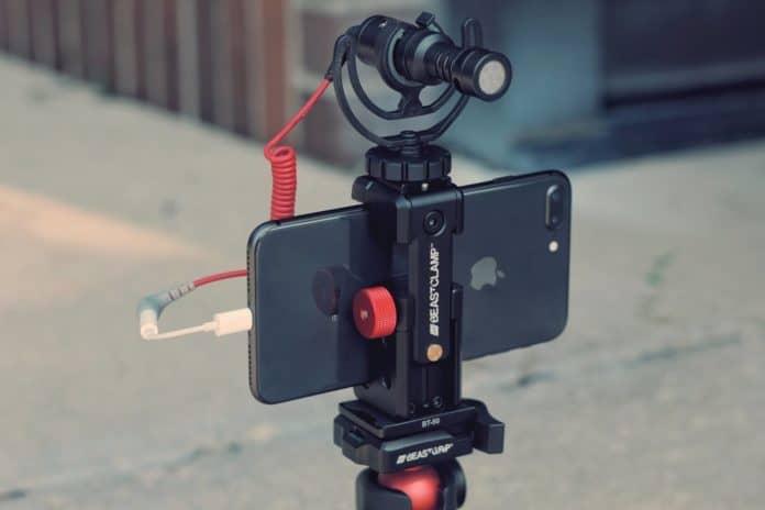 Aksesoris HP untuk Vlog