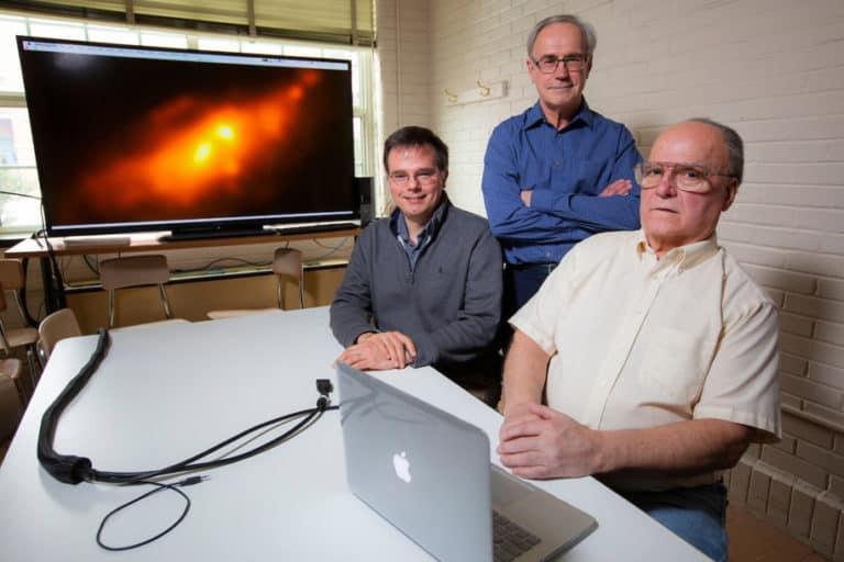 Astronom Amatir Berumur 77 Tahun Temukan Nukleus Langka
