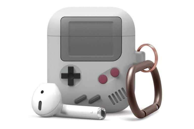 Keren! Case AirPods Ini Disulap Mirip Konsol GameBoy