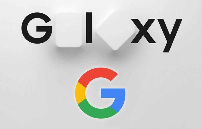 Google Samsung Unpacked