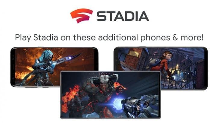 Asyik! Galaxy S20 dan ROG Phone 2 Bisa Mainkan Game Google Stadia
