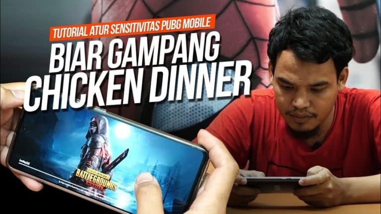 TIPS GAMES: Cara Setting Sensitivitas PUBG MOBILE
