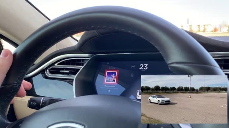Kecepatan Mobil Tesla Bisa Ditipu Pakai Trik Sereceh Ini