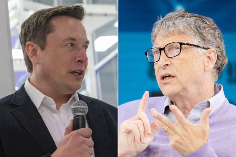 Kecewa dengan Bill Gates, Elon Musk Curhat di Twitter