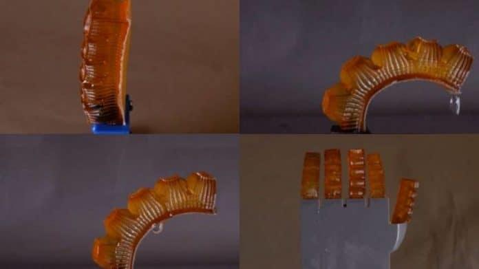 robot berkeringat