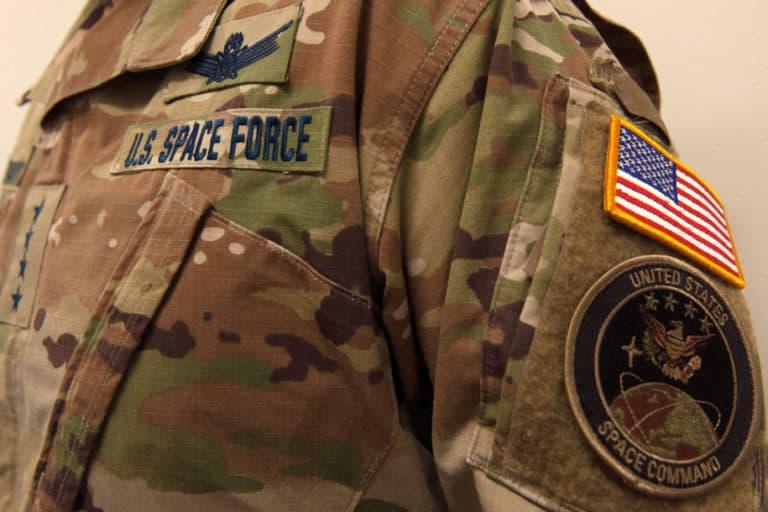 Pasukan Luar Angkasa AS Bingung Cari Jati Diri yang Pas