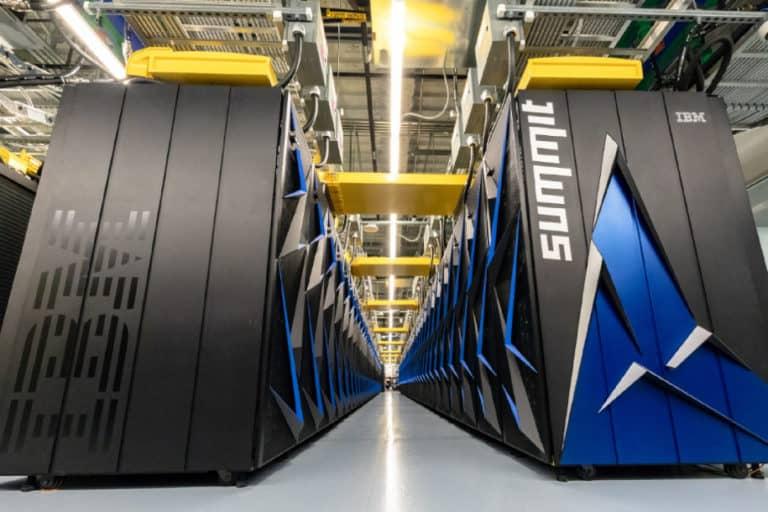 Superkomputer IBM Temukan 77 Obat Virus Corona